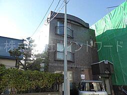 北海道札幌市中央区北三条西30丁目の賃貸マンションの外観