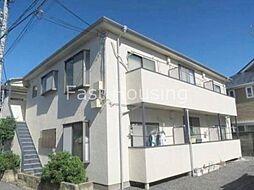 東京都杉並区本天沼3丁目の賃貸アパートの外観