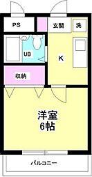 Cent浦和[1階]の間取り