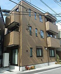 アンバーコート[3階]の外観