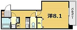 (仮称) 南区東九条西明田町マンション[4階]の間取り