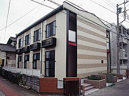 レオパレス田アパルトマン[1階]の外観