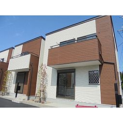 [テラスハウス] 静岡県浜松市浜北区新原 の賃貸【/】の外観