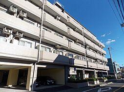 埼玉県草加市草加1丁目の賃貸マンションの外観