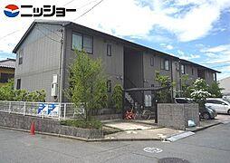 ソリアードTM B棟[2階]の外観