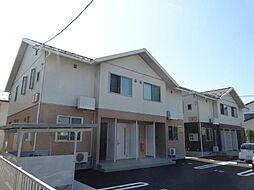 JR奥羽本線 山形駅 山交バス 西小学校口下車 徒歩4分の賃貸アパート