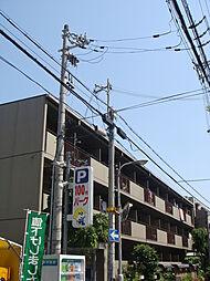 朝日プラザ阿倍野3[1階]の外観