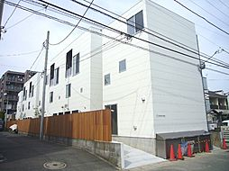 神奈川県川崎市中原区下小田中4丁目の賃貸マンションの外観