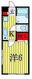 東千葉駅 4.6万円