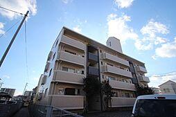 ソレーユ三筋[3階]の外観