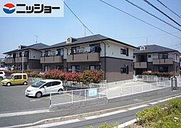 ハートホーム江島A・B[1階]の外観