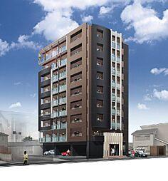 THE SQUARE・Club Residence[5階]の外観