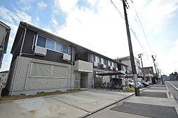 愛知県名古屋市中村区東宿町3丁目の賃貸アパートの外観
