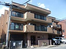 第13藤島マンション[2階]の外観