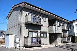 長野県東御市和の賃貸アパートの外観