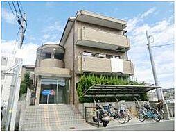シェルブール武庫之荘[2階]の外観