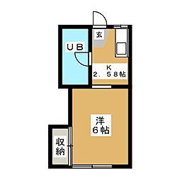 台原駅 2.5万円