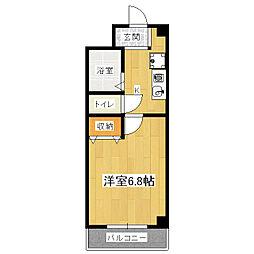J・Tトキジン[1階]の間取り