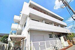 岡山県岡山市北区伊島町1の賃貸マンションの外観