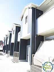 兵庫県神戸市西区玉津町西河原の賃貸アパートの外観