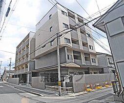 京都府京都市上京区油小路通今出川上る西入実相院町の賃貸マンションの外観
