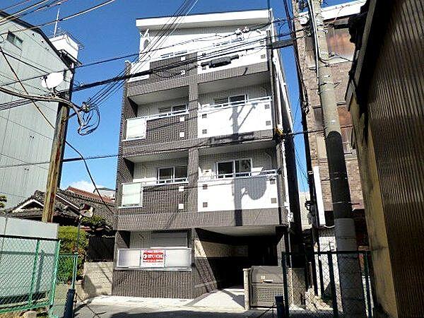 フォンテーヌ藤井寺[1階]の外観