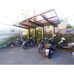 マンション東岡[2階]の外観
