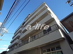 兵庫県神戸市灘区灘南通2丁目の賃貸マンションの外観
