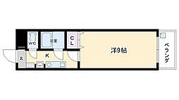 今出川駅 4.1万円