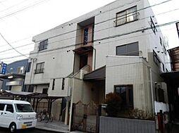 埼玉県川口市上青木6丁目の賃貸マンションの外観