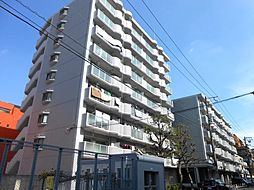 大阪府大阪市東成区神路1丁目の賃貸マンションの外観