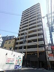 ブリリアント大阪西[10階]の外観