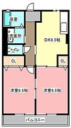 たま[1階]の間取り
