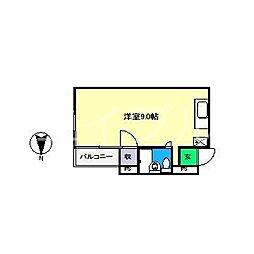 まやハウス[2階]の間取り