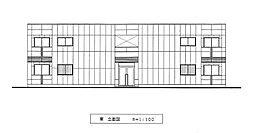 (仮)パーソナル祇園[1階]の外観