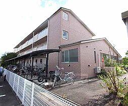 京都府京田辺市三山木西ノ河原の賃貸マンションの外観
