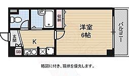 大国町駅 4.3万円