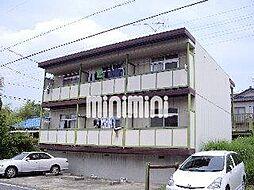 コーポ千成[2階]の外観