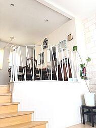 京阪本線 枚方市駅 バス15分 茄子作北下車 徒歩4分 4LDKの居間