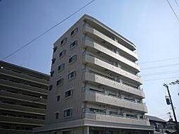 岡山県岡山市南区福富中1丁目の賃貸マンションの外観