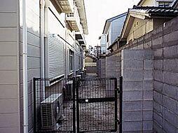 レオパレスMITO[110号室]の外観