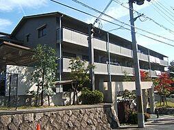 京都府京都市山科区日ノ岡堤谷町の賃貸マンションの外観
