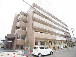 東京都町田市木曽西2丁目の賃貸マンションの外観