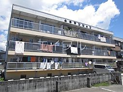 山本マンション(南万々)[2階]の外観