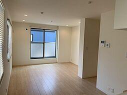 久が原3丁目戸建 3LDKの居間