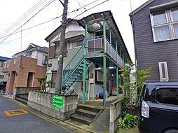 岡田荘[2階]の外観