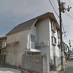 京都府京都市左京区田中里ノ内町の賃貸マンションの外観