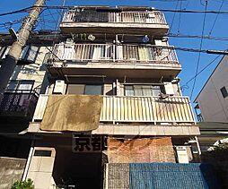 京都府京都市中京区西ノ京西月光町の賃貸マンションの外観