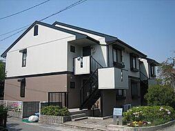 兵庫県伊丹市山田3丁目の賃貸アパートの外観