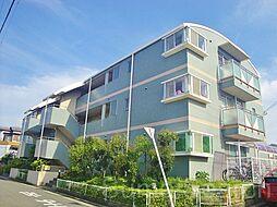 大阪府堺市中区深阪2丁の賃貸マンションの外観